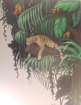 Jungle Mural (Image 2)