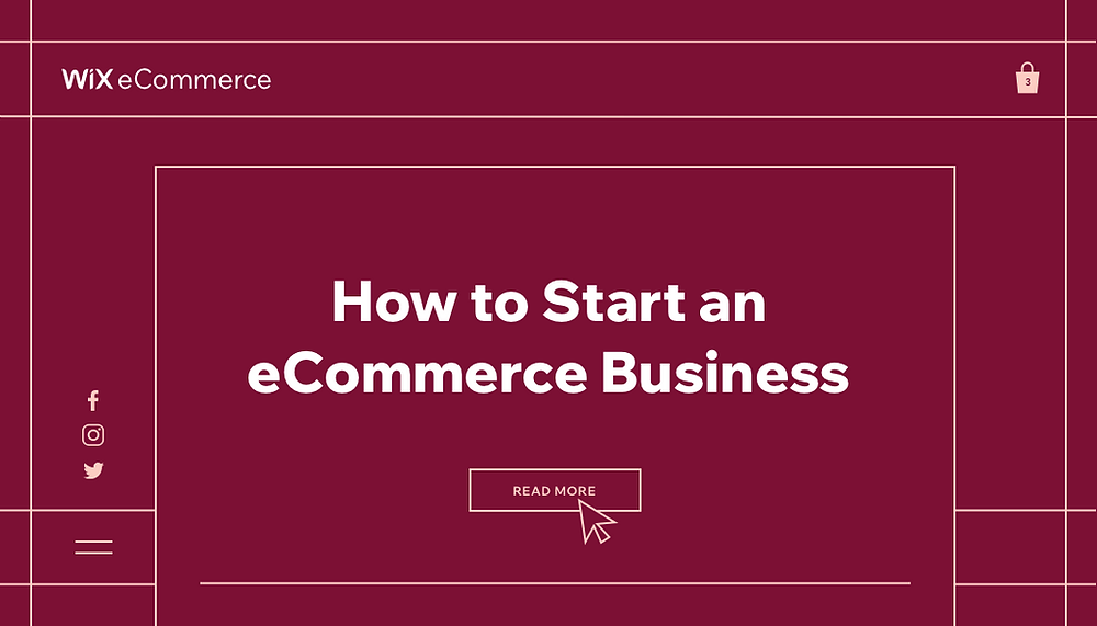 How to Start an eCommerce Business blog