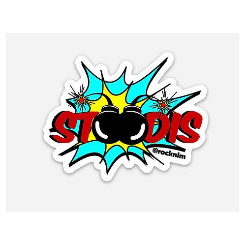 Stoodis Sticker