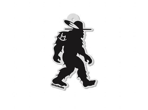 Rock'n LM Rez Bigfoot Keychain