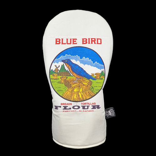 Rock'n LM Blue Bird Driver Cover