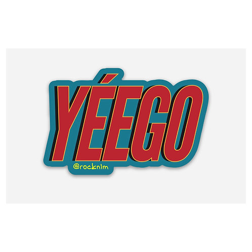 Yéego Sticker
