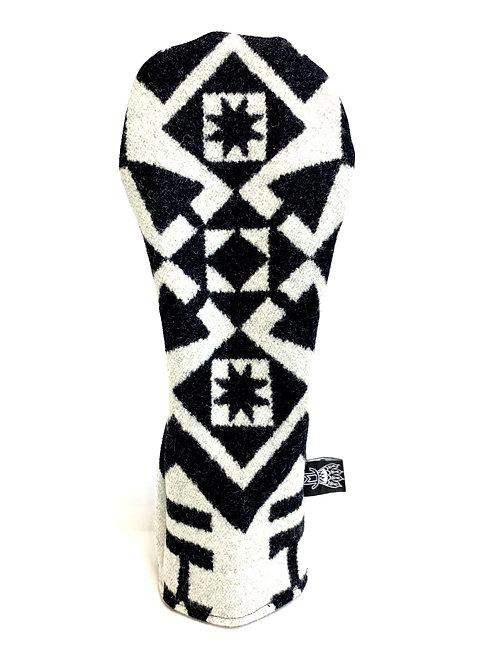 Pendleton Cover (Wood) White/Black #2