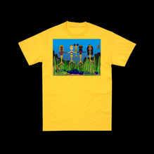 Youth Yellow Mermaid T-shirt