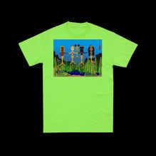 Adult Green Mermaid T-shirt