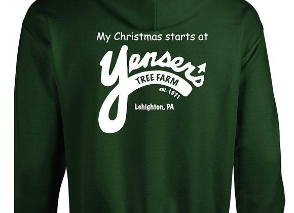 Yenser's Tree Farm Sweatshirt