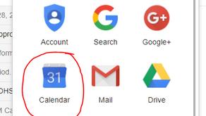 Master Calendar Access