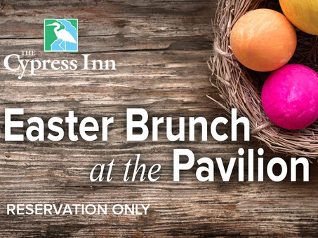 Easter Brunch Buffet at the Pavilion
