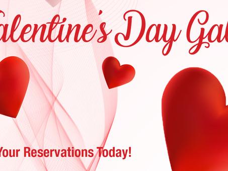 Valentine's Day Gala
