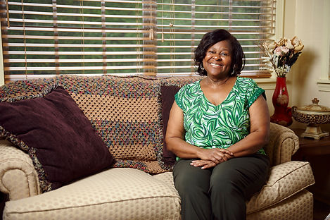Lena Watford, DCH Health System knee replacement patient