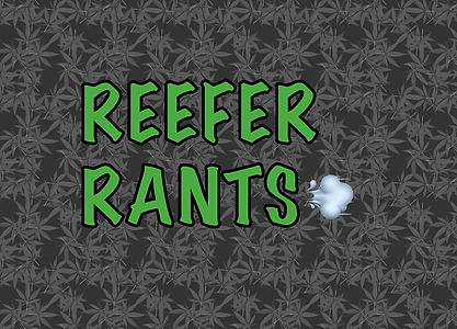 Reefer Rants Cover