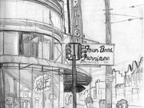 Shop Local Disrupted: San Francisco Mission's depression era facelift