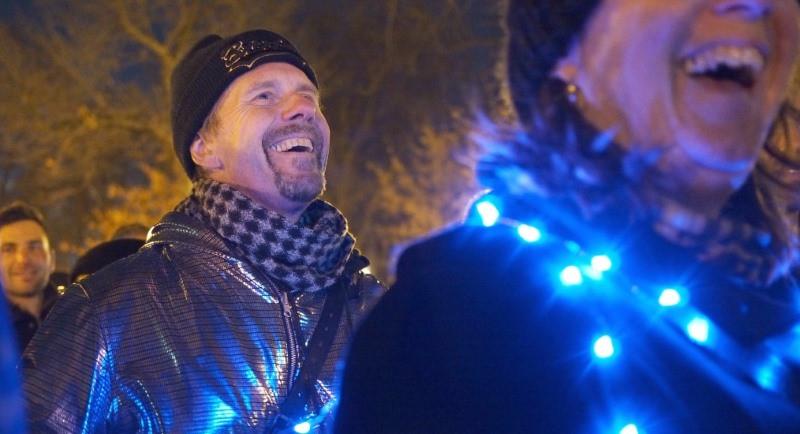 photos courtesy of Phil Kline/Unsilent Night