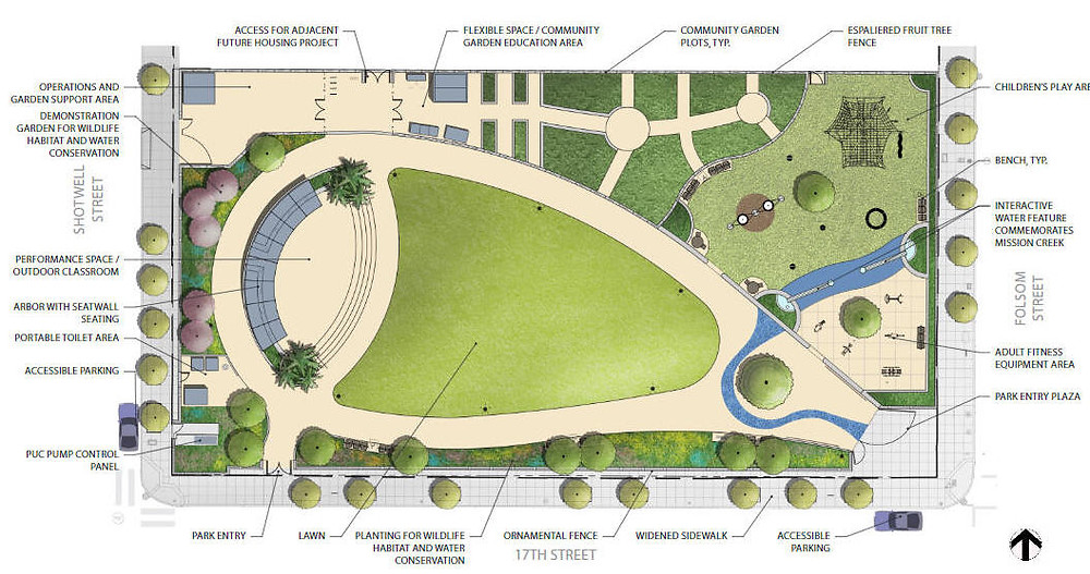 17th & Folsom Park Opening Celebration Friday, June 23 - 3:30 pm to 6:00 pm