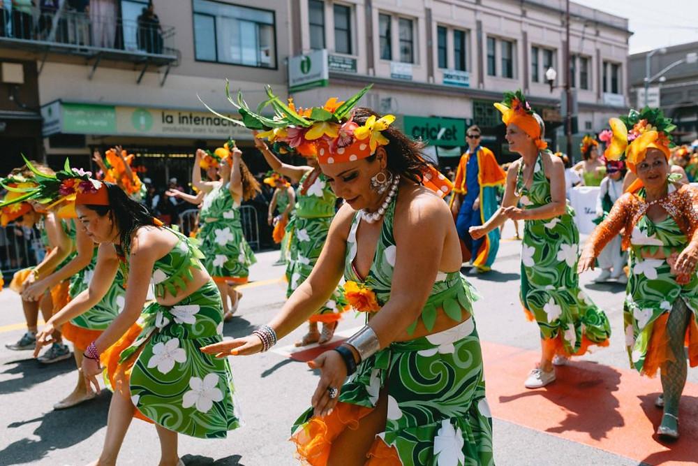 Part 1 of 2: Carnaval San Francisco Parade 2017 CBS SF Bay Area by CBS SF Bay Area