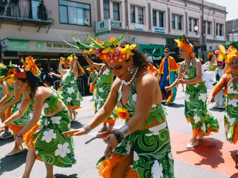 LATIN AMERICA COMES ALIVE IN THE 39TH ANNUAL CARNAVAL SAN FRANCISCO