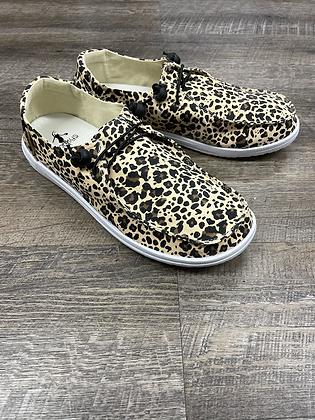 Kayak Leopard