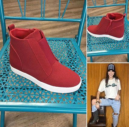 Killeen  Sneaker Wedge