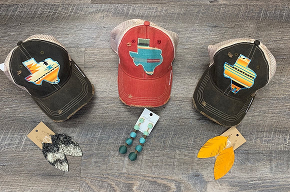 Texas Aztec Truckers