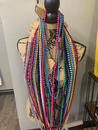 Layering Beads