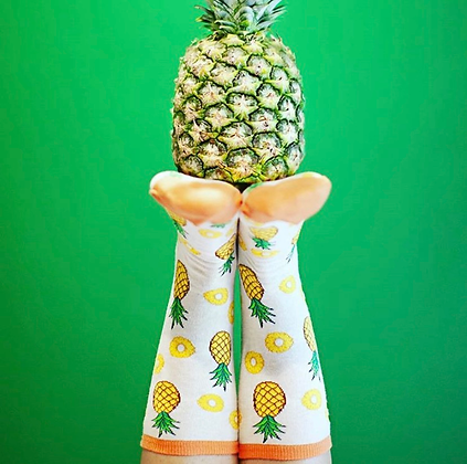 Partial to Pineapples
