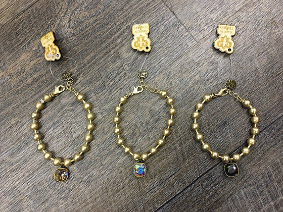 Disco Bling bracelets