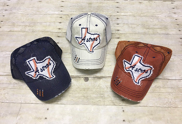Astros & Texas winning combo