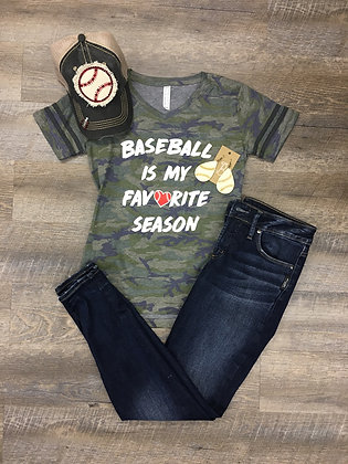 Baseball is my Fav