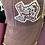 Thumbnail: Texas Floral Maroon