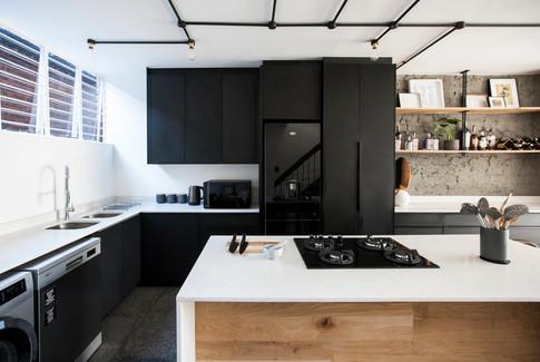 Open Plan - Kitchen - 1