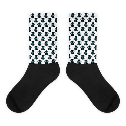 Graphwize Socks Black & White