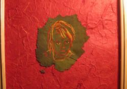 Portrait rot-gelb