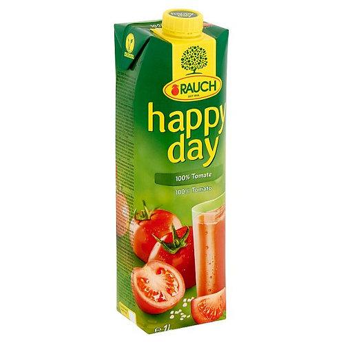 Rauch Happy Day Tomato Juice 12*1 L