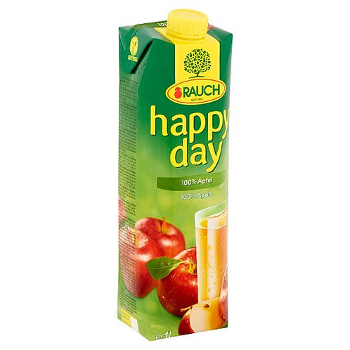 Rauch Happy Day Apple Juice 12*1 L