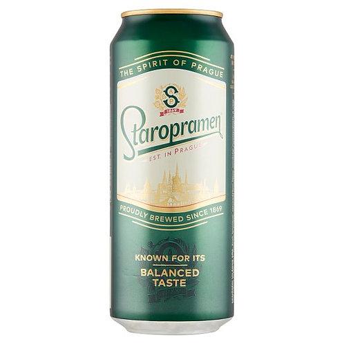 Staropramen 24 *0.5 L 5% (case)