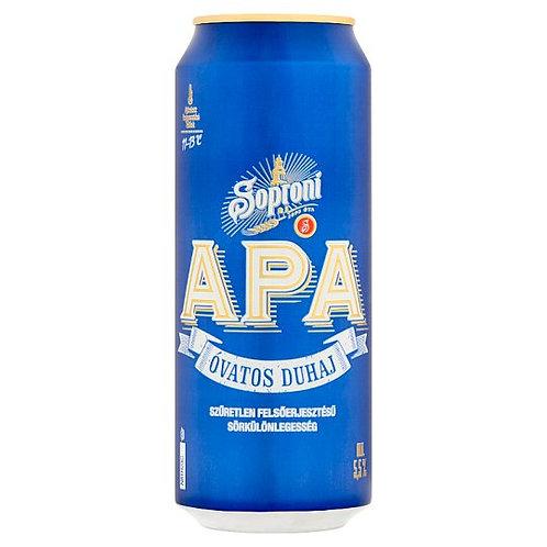 Soproni APA 24 *0.5 L 5.5% (case)