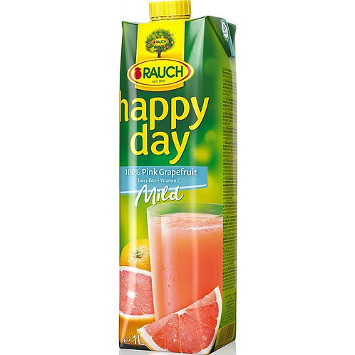 Rauch Happy Day Grapefruit Juice 12*1 L