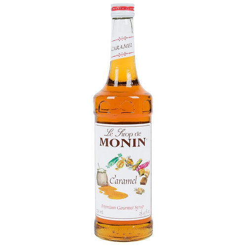 Monin Caramel syrup 700 ml