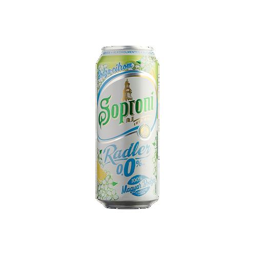 Soproni Non-alcoholic 24 *0.5L Elder (case)