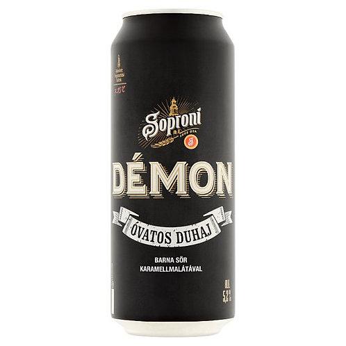 Soproni Demon 24 *0.5 L 5.2% (case)