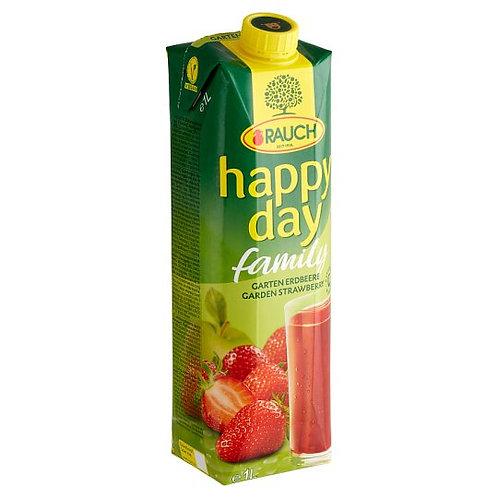 Rauch Happy Day Strawberry Juice 12*1 L