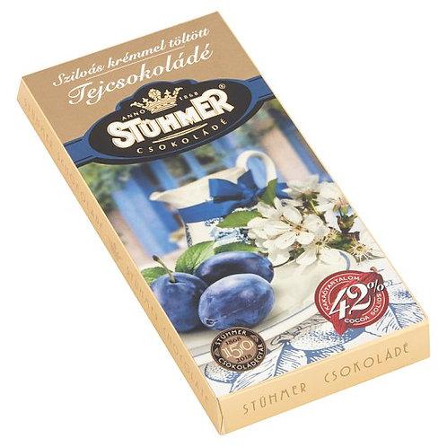 Stühmer milk chocolate  5 pieces