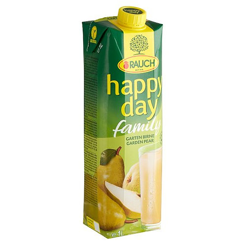 Rauch Happy Day Pear Juice 12*1 L