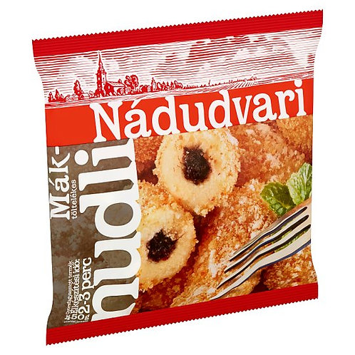 Frozen Noodles with poppy filling 5 pieces