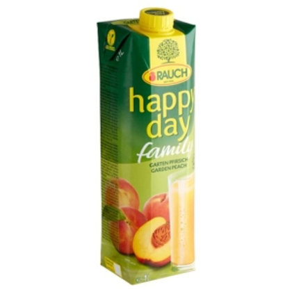 Rauch Happy Day Peach Juice 12*1 L