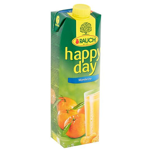 Rauch Happy Day Mandarin Juice 12*1 L