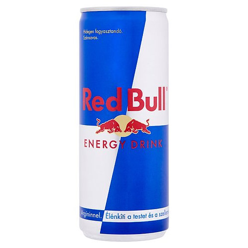 Red Bull energie drink 24*0.25 L