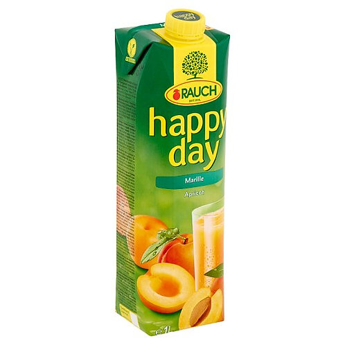 Rauch Happy Day Apricot Juice 12*1 L