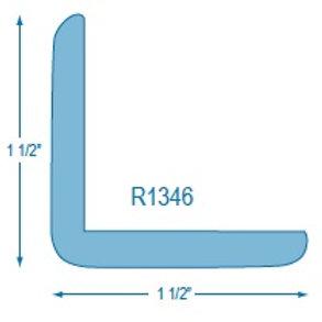 R1346 L Molding