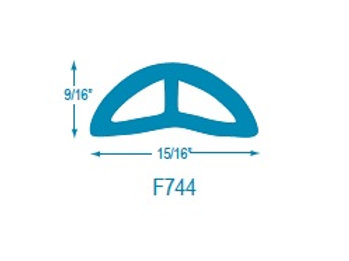 F744 Flexible Insert